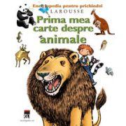 Prima mea carte despre animale