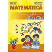 Matematica. Exercitii si probleme pentru clasa a IV-a