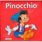 Pinocchio (Pliant cu pagini cartonate)