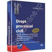 Drept procesual civil. Volumul II (Mihaela Tabarca)