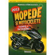 Mopede si Motociclete -Teorie si Intrebari, explicate pentru categoriile A, A1, A2 si AM