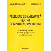 Probleme de matematica pentru olimpiade si concursuri