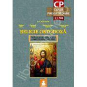 Clasa pregatitoare 6-7 ani, religie ortodoxa