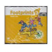 Footprints 3 - Class Audio CDs 3 (Contine 3 cd-uri)