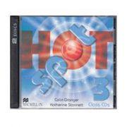 Hot Spot 3 Class Audio CDs (Contine 2 cd-uri)