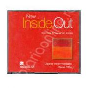 New Inside Out Upper Intermediate B2 Audio CDs, 3 (Contine 3 cd-uri)