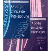O portie zilnica de intelepciune - Volumele I si II