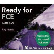 Ready for FCE Class CDs. Updated for the revised FCE exam