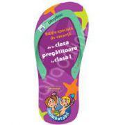 Sunt imbatabil de la clasa pregatitoare la clasa I(250 intrebari). Editie de vacanta. 6-7 ani