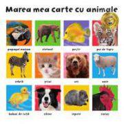 Marea mea carte cu animale (varsta 0+)