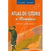 Mic atlas de istorie a Romaniei (Bogdan Teodorescu)