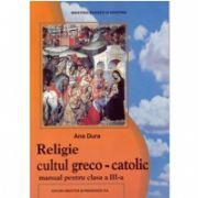 Religie greco-catolica manual pentru clasa a III-a