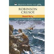 Robinson Crusoe (Biblioteca pentru toti)