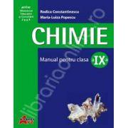 Chimie, manual pentru clasa a IX-a (Rodica Constantinescu)