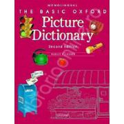Basic Oxford Picture Dictionary 2nd Edition: Monolingual