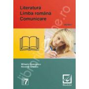 Literatura. Limba romana. Comunicare - clasa a 7-a - partea 1