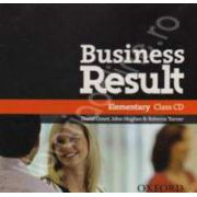 Business Result DVD Edition Elementary Class Audio CD