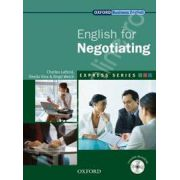 English for Negotiating: Student's Book and MultiROM Pack
