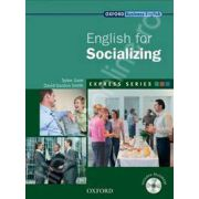 English for Socializing: Students Book and MultiROM Pack