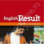 English Result Elementary Class Audio CDs (2)