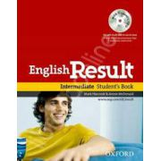 English Result Intermediate Students Book with DVD Pack