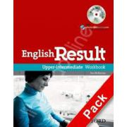 English Result Upper-Intermediate Workbook with Answer Booklet and MultiROM Pack