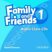 Family and Friends 1 Class Audio CDs (2)