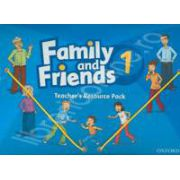 Family and Friends 1 Teachers Resource Pack