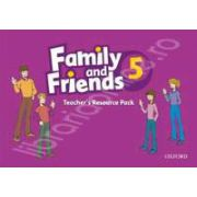 Family and Friends 5 Teacher s Resource Pack