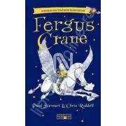 Chris Riddell - Fergus Crane