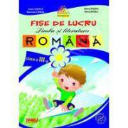 Fise lucru limba si literatura romana - clasa a III-a