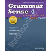 Grammar Sense, Second Edition 4: Student Book Pack
