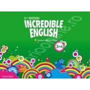 Incredible English Levels 3 and 4 Teachers Resource Pack