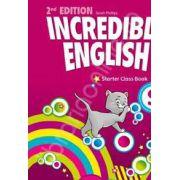 Incredible English Starter Class Book