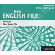 New English File Advanced Class Audio CDs (3)