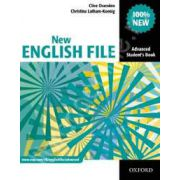 New English File Advanced Students Book