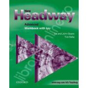 New Headway Advanced Workbook (with Key)