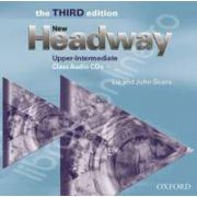 New Headway Upper-Intermediate Third Edition Class Audio CDs (2)