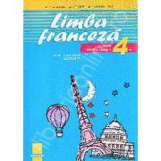 Limba franceza. Manual pentru clasa a IV-a