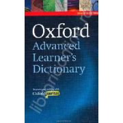 Oxford Advanced Learners Dictionary, 8th Edition Hardback with CD-ROM (includes Oxford iWriter)