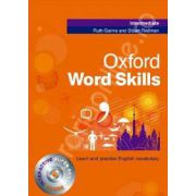Oxford Word Skills Intermediate Students Pack (Book and CD-ROM)