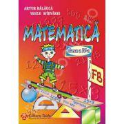 Culegere de Matematica pentru clasa a IV-a.
