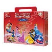 Cutie cadou Prima mea biblioteca Disney Clasic (Audiobook - format MP3)