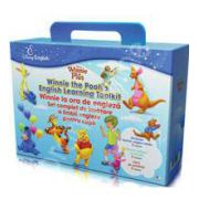 Cutie cadou Winnie the Pooh s English Learning Toolkit