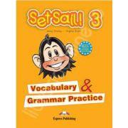 Curs pentru limba engleza Set Sail 3. Vocabulary and Grammar Practice