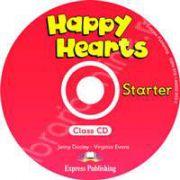 Curs pentru limba engleza Happy Hearts Starter Class CD