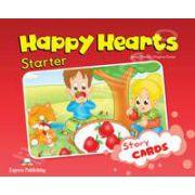 Curs pentru limba engleza Happy Hearts Starter Story Cards