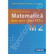 Matematica manual pentru clasa a XII-a. Profil M2