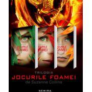 Trilogia. Jocurile Foamei de Suzane Collins