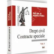 Drept civil. Contracte speciale. Vol. I